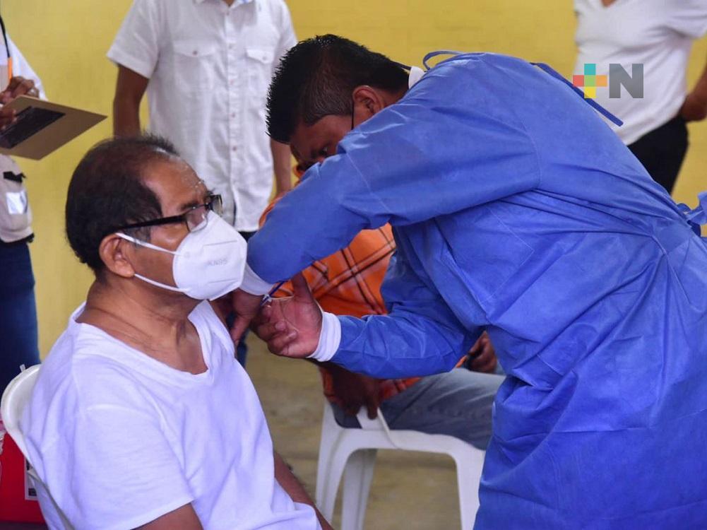 En julio estará vacunado el 20 por ciento de la población en México
