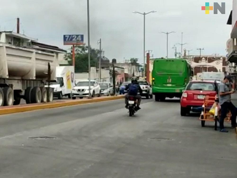En municipio de Nogales, Tránsito Estatal comenzará a multar a motociclistas sin casco