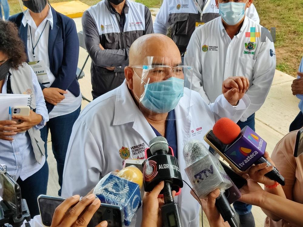 Este mes se concluirá vacunación anticovid a personal médico y administrativo del sector Salud: Ramos Alor