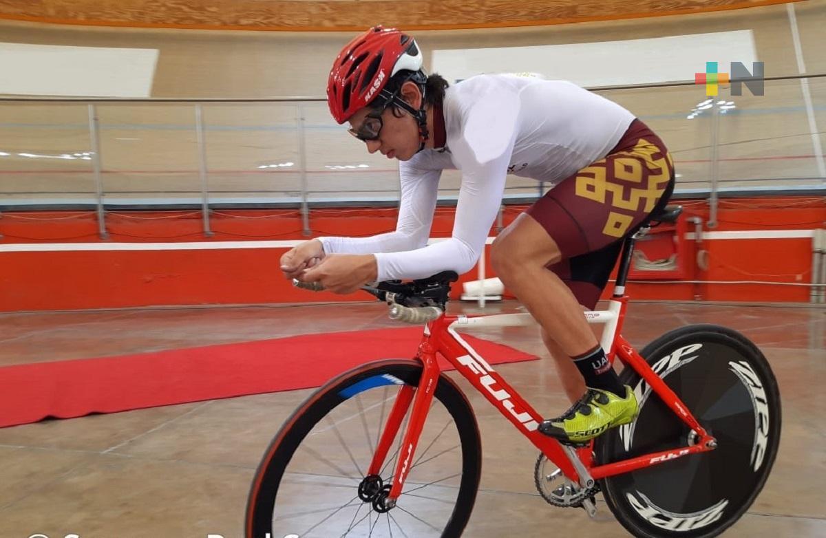 Ciclistas veracruzanos competirán en Nuevo León