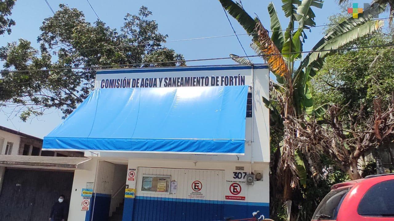 Ayuntamiento y Comisión de Agua de Fortín niegan adeudo al SAT