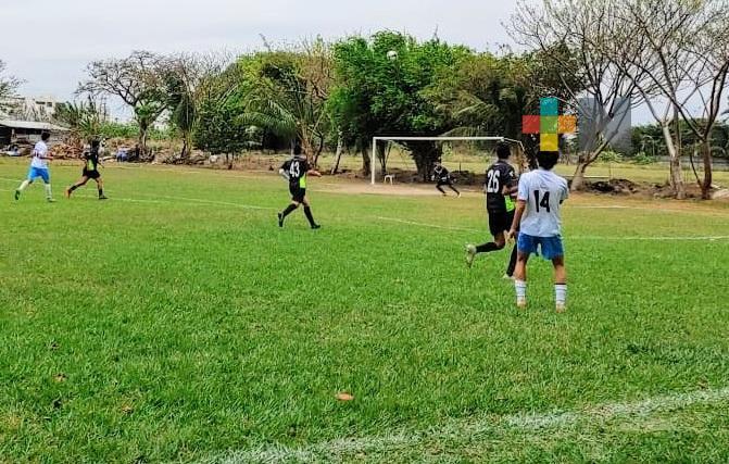 Atlético Jamapa busca el liderato de la Liga de Desarrollo Oropeza