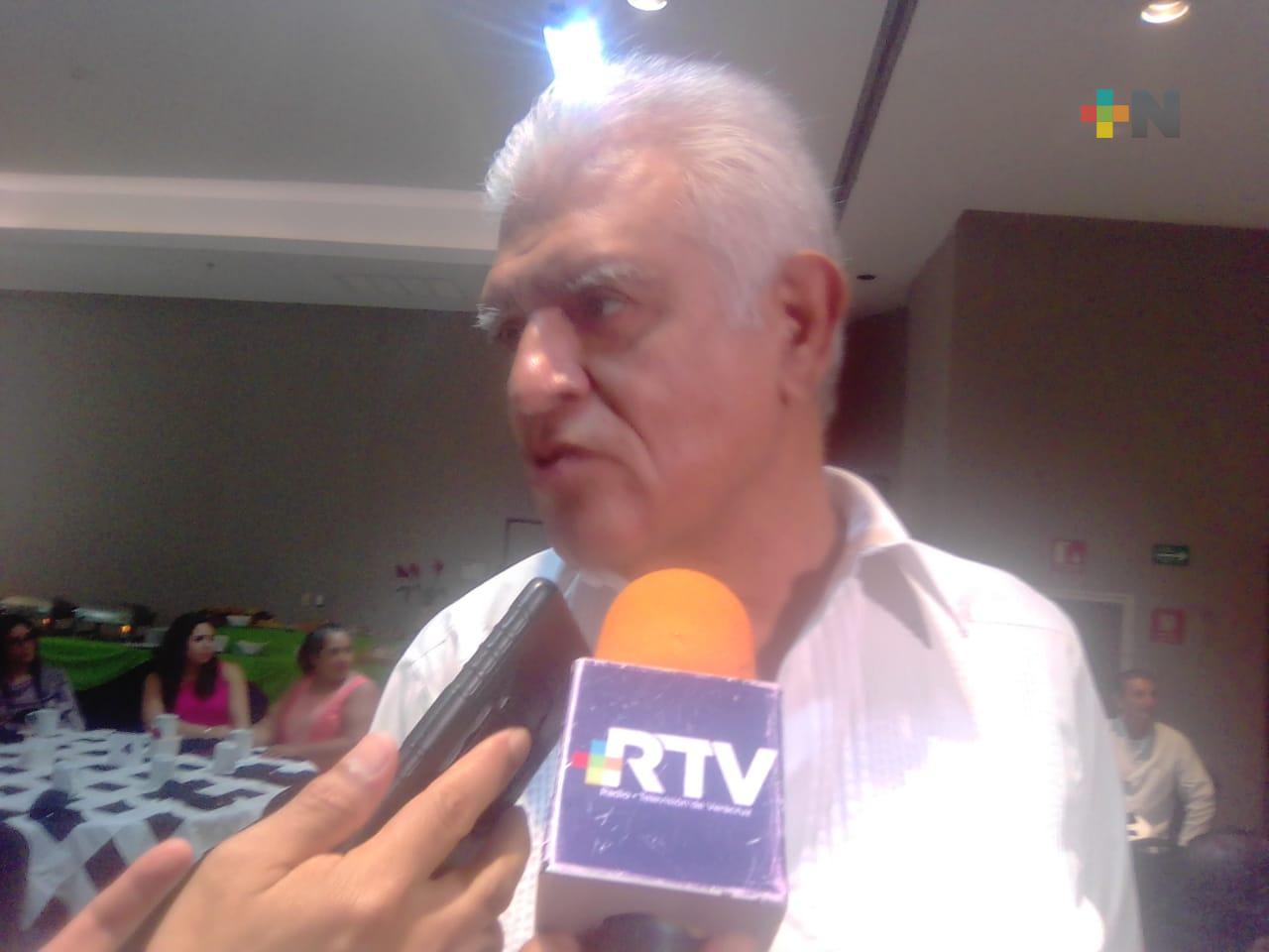 El abogado Jorge Reyes Peralta reconoce apertura del Poder Judicial de Veracruz