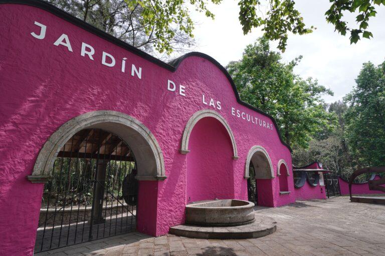 El Jardín de las Esculturas de Xalapa reabre sus puertas al público