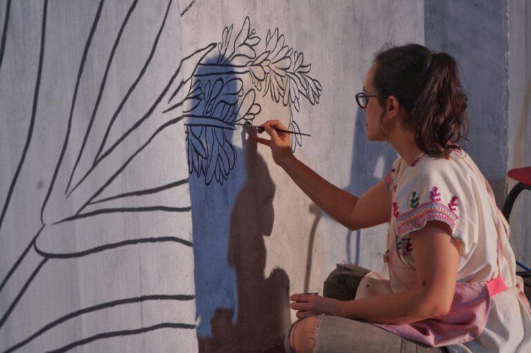 Con la exposición Epífitas, de Lucía Prudencio, el Jardín de las Esculturas de Xalapa reabre sus puertas al público