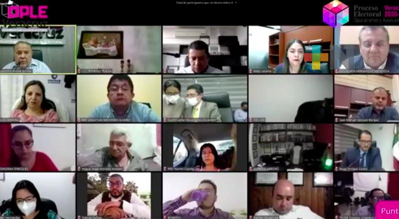 INE sancionó a 10 ciudadanos con la cancelación al derecho de postularse como candidatos