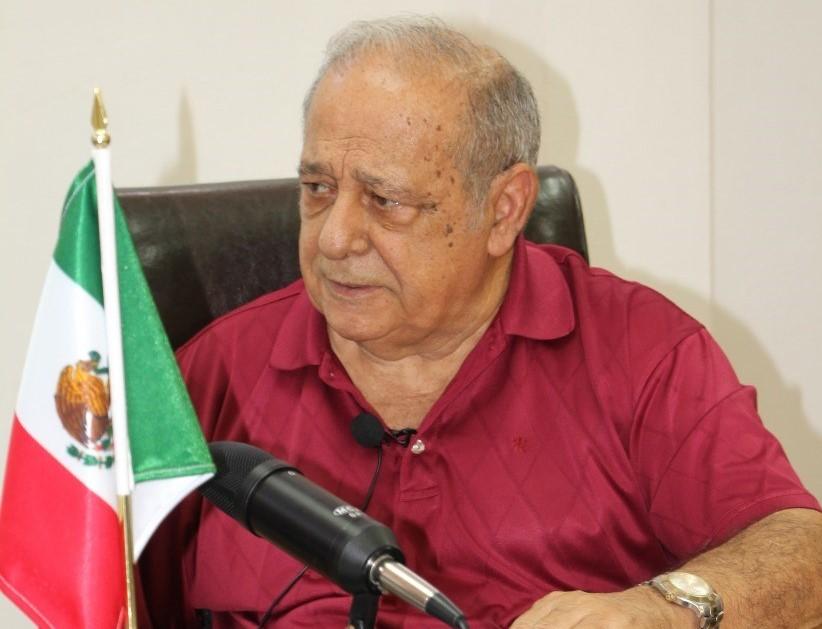El empresario Samy Hayek realizará importante inversión en el puerto de Alvarado