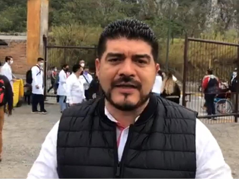Sin contratiempos, continúa vacunación a maestros en el Estado de Veracruz: Zenyazen Escobar