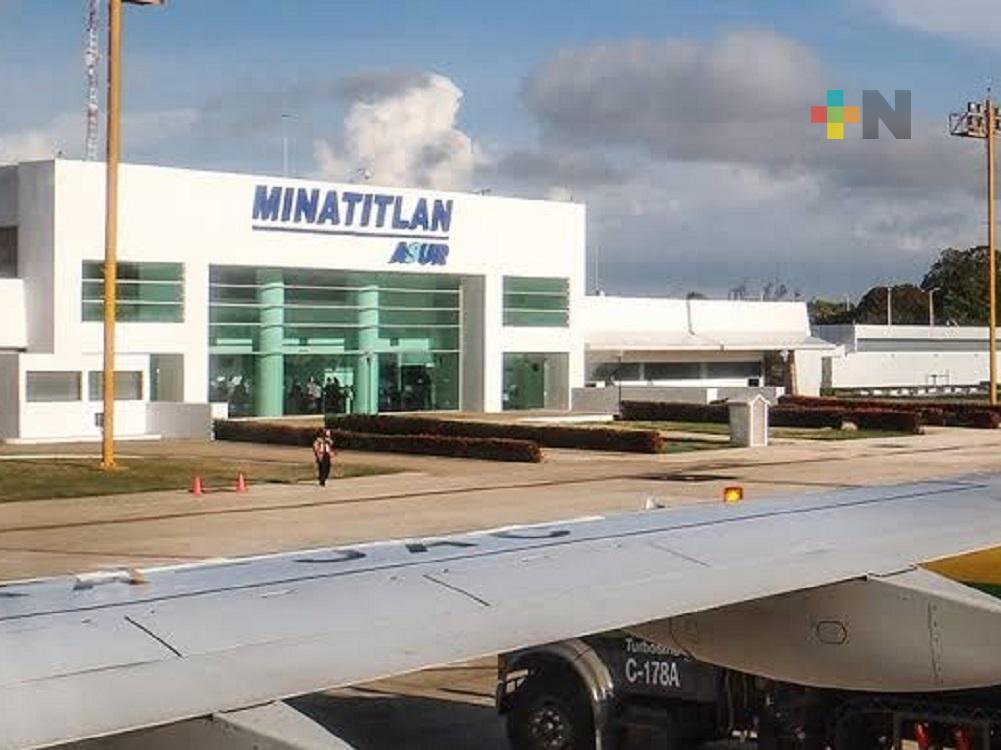Turbulencia ocasionó pánico en pasajeros de vuelo que llegaba a Minatitlán