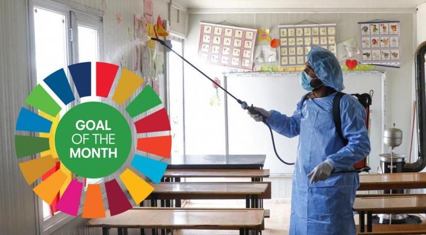 Objetivos de la Década de ONU: abril, mes de la Salud y el Bienestar