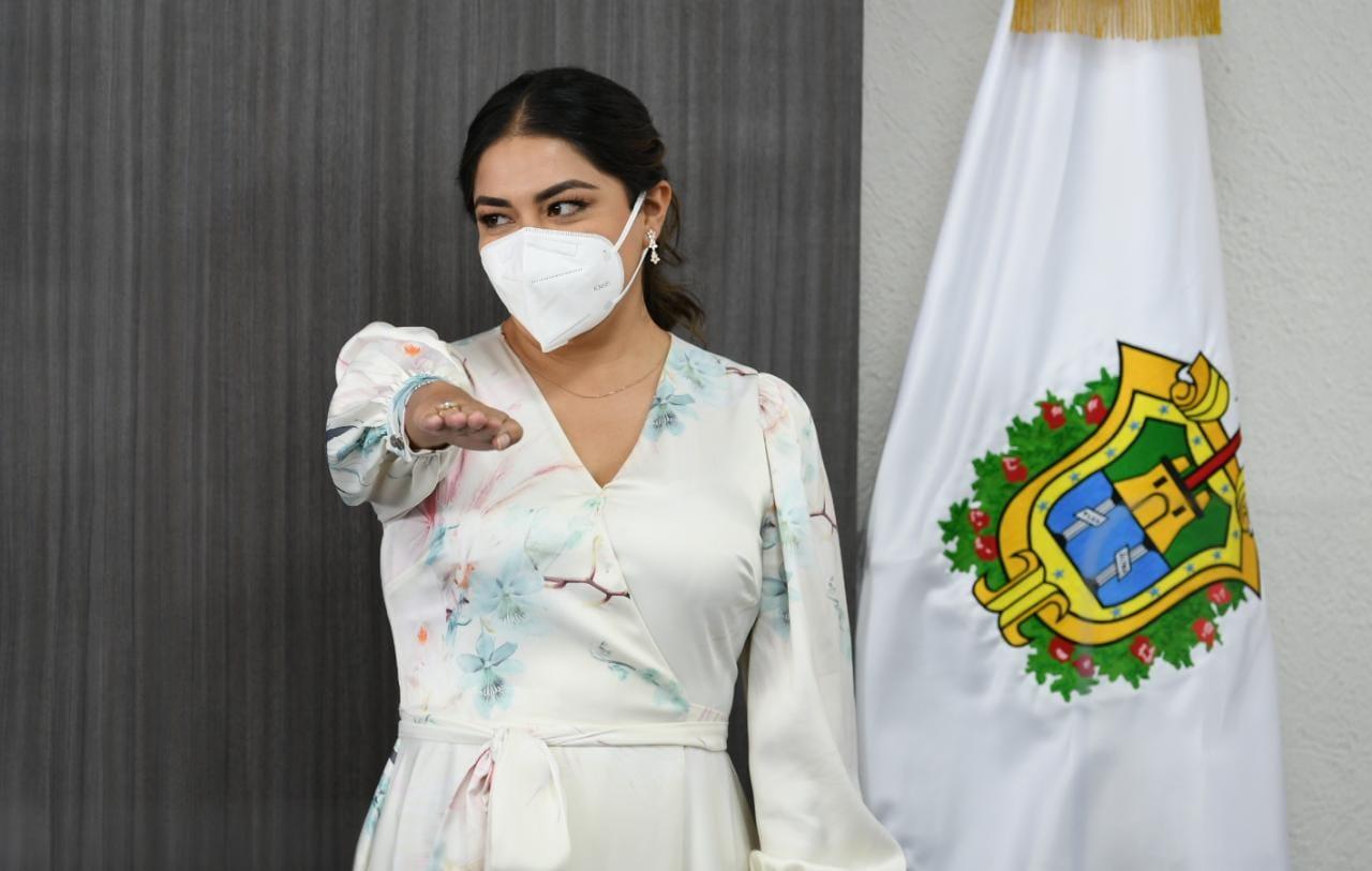 Rindió protesta Maty Lezama como nueva consejera del OPLE Veracruz
