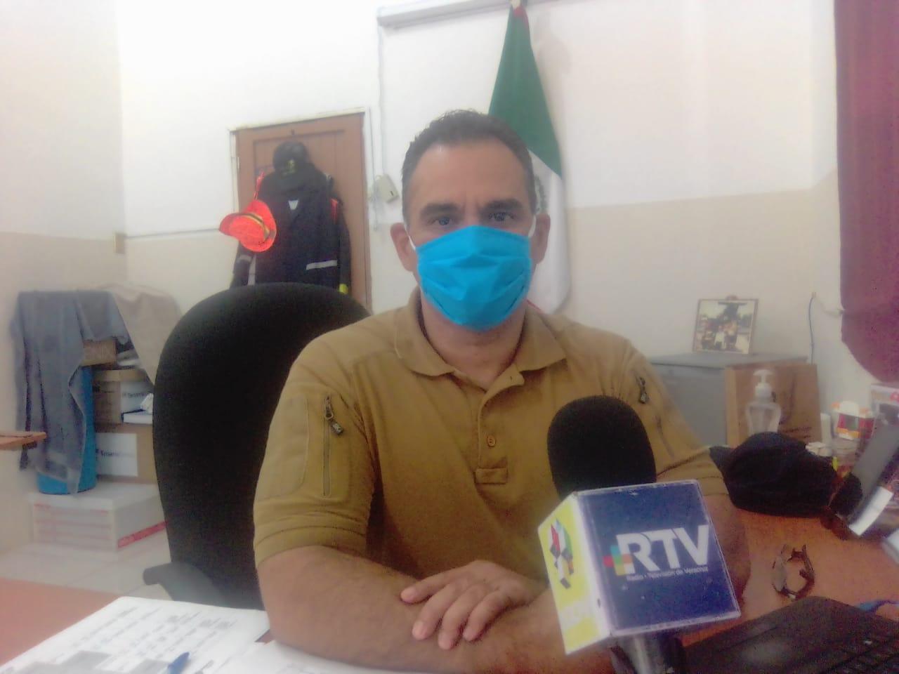 No se registraron incidentes en el puerto de Veracruz por rachas del Frente Frío 51