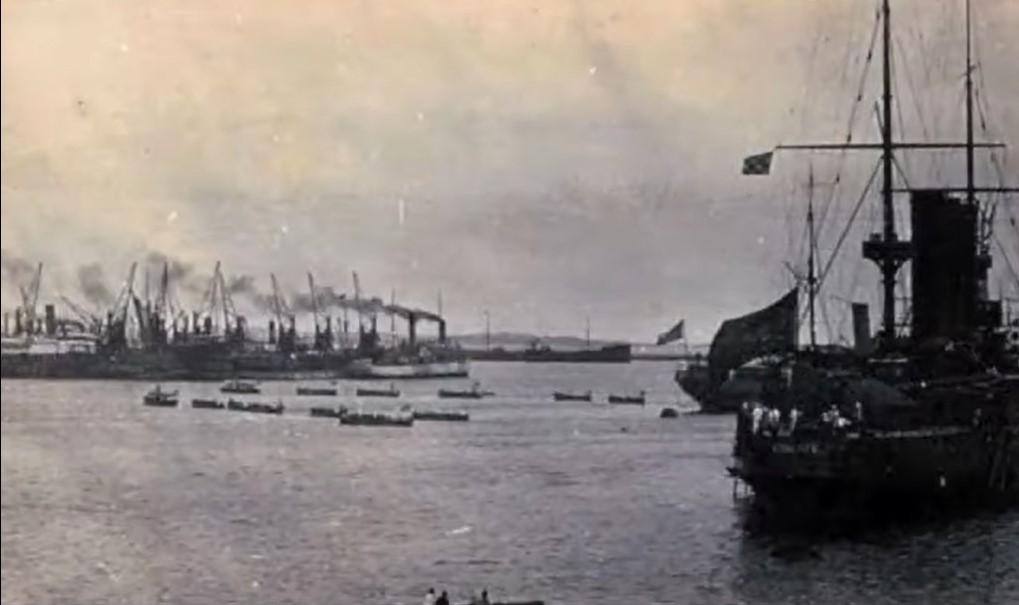 Hace 107 años, veracruzanos defendieron el puerto de Veracruz de la invasión de tropas militares de Estados Unidos
