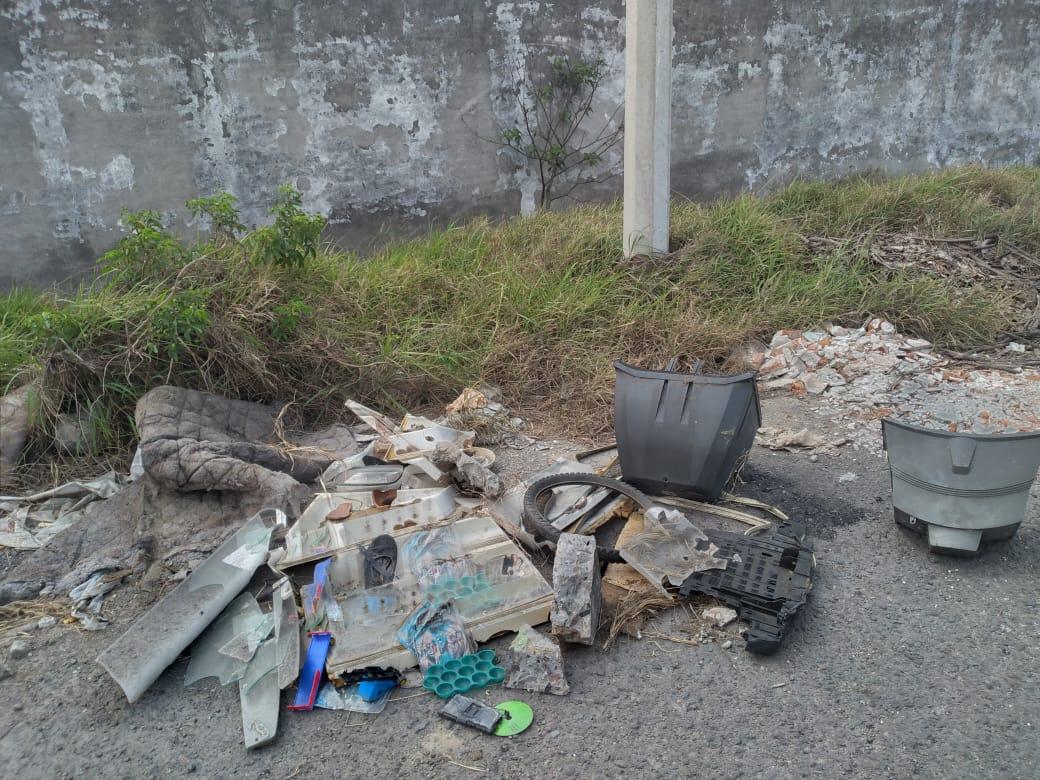 Reportan mal estado de calle Agustín Yáñez del municipio de Veracruz