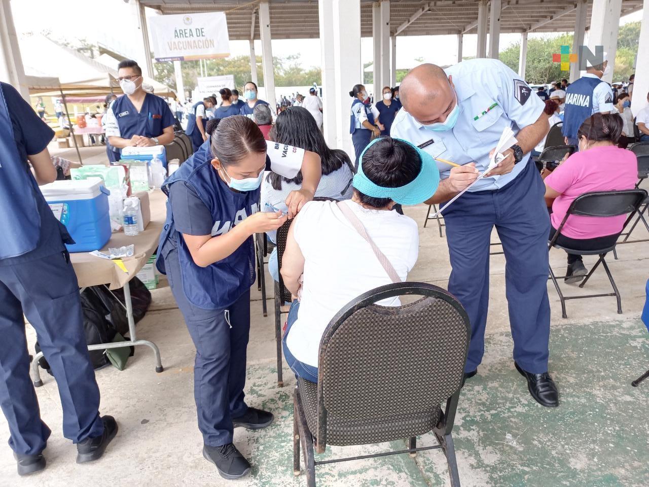 Maestros invitan a personal educativo a vacunarse para que regreso a las aulas sea en breve