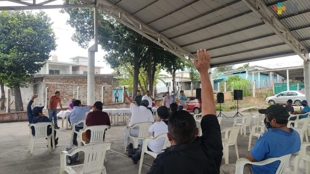 Renovarán secciones sindicales del gremio azucarero