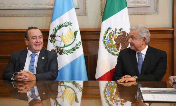 Firman carta de intención para implementar Jóvenes Construyendo el Futuro y Sembrando Vida en Guatemala
