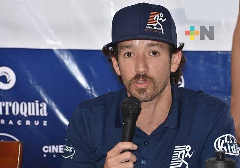 La Carrera Internacional del Golfo 10K se hará cuando puedan participar los mas de tres mil inscritos: Marcelino Fernández