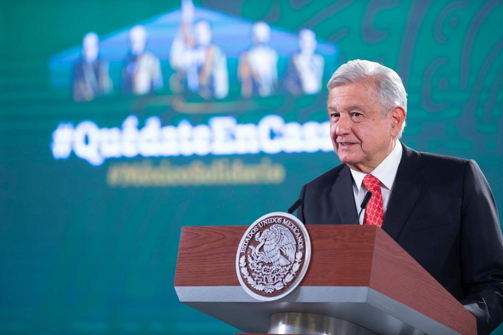 México seguirá enfrentando la pandemia con una dimensión de solidaridad internacional: AMLO