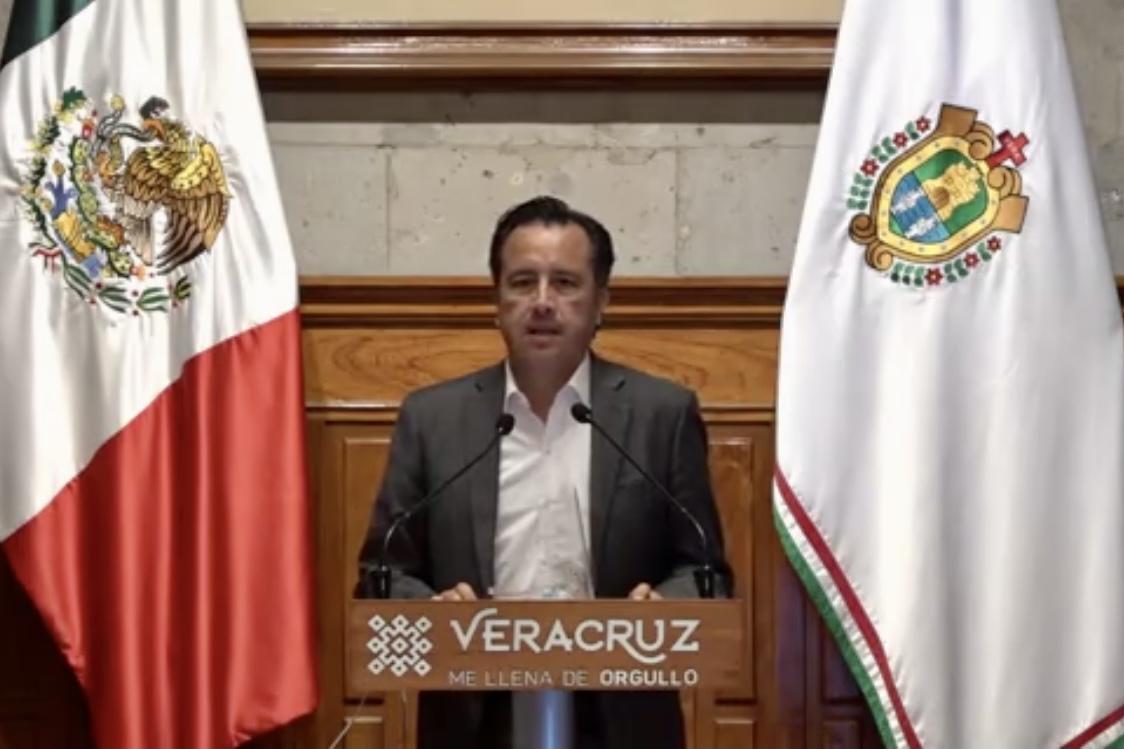 Extraño que el INE esté 'sobres' con Morena y no así con los otros partidos: Cuitláhuac García