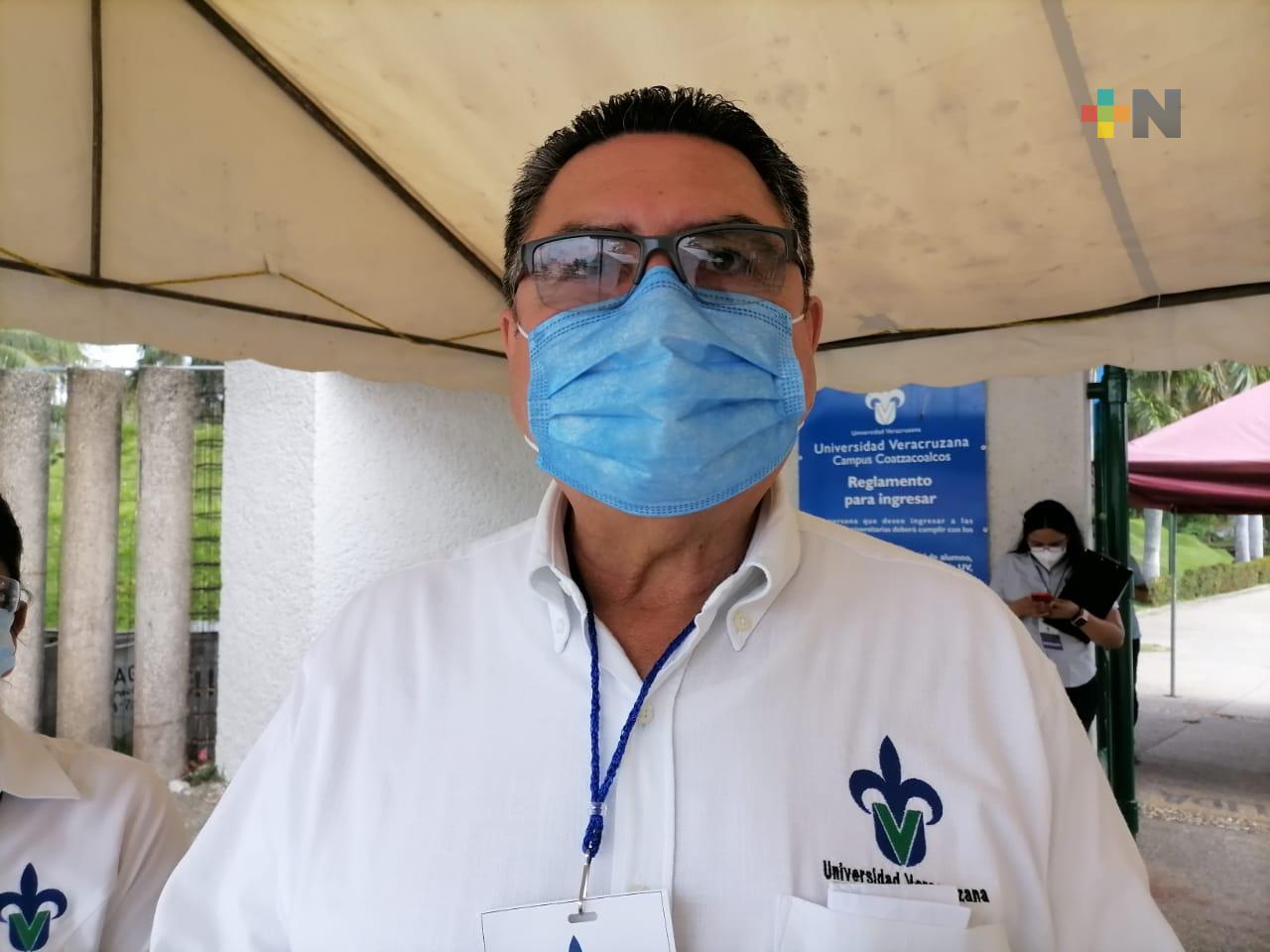 Carlos Lamothe Zavaleta, aspirante a Rectoría de la UV, presenta plan de trabajo