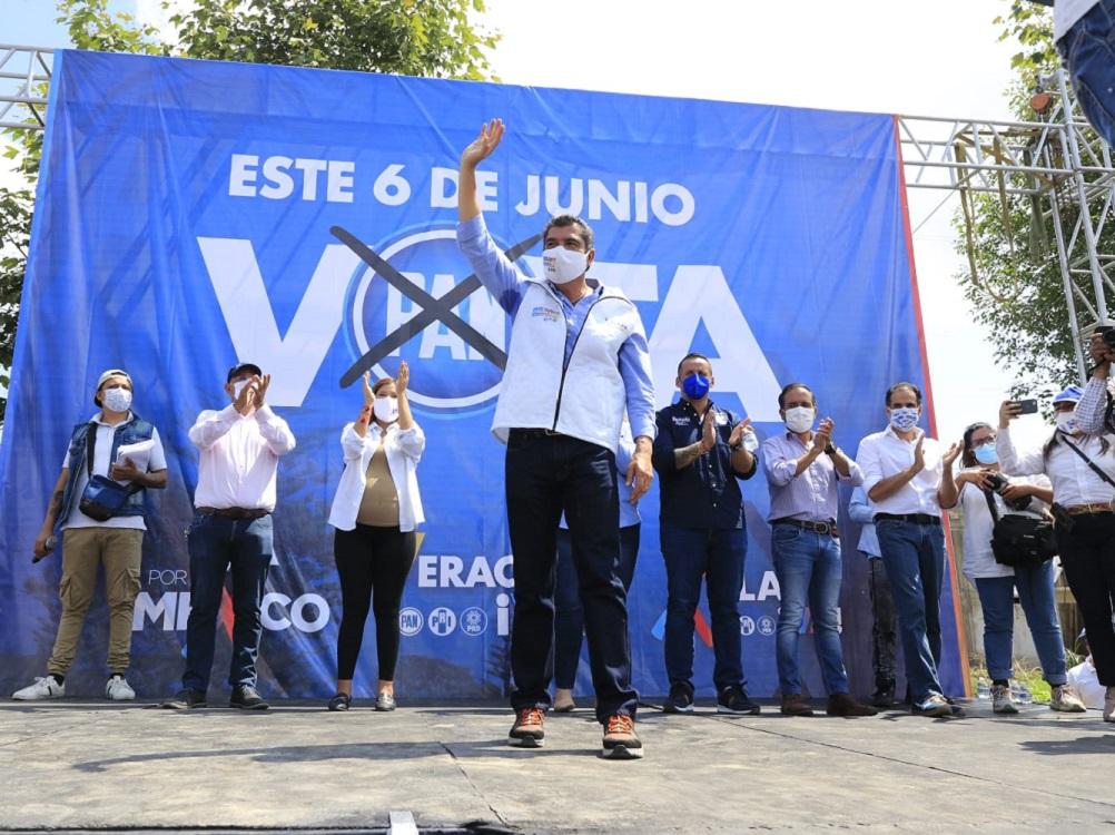 Con esta unión histórica, vamos a recuperar la grandeza de Xalapa: David Velasco