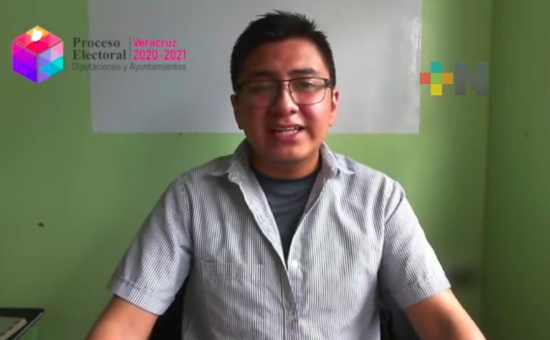 Invitan a conformar los 30 Consejos Distritales Juveniles del OPLE Veracruz