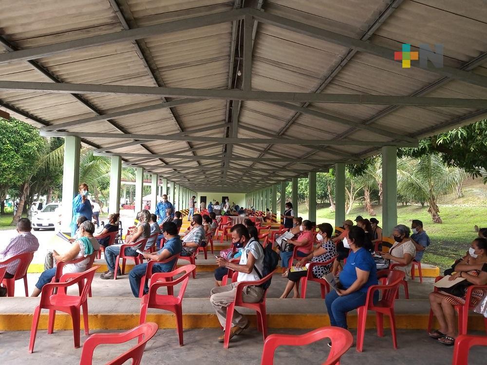En Martínez de la Torre, más de 4 mil hombres y mujeres de 50 a 59 años se han aplicado vacuna anticovid