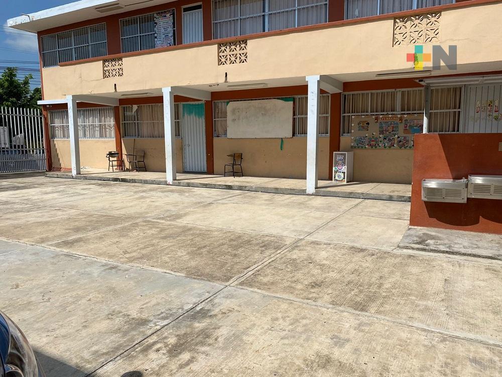En la región centro-norte de Veracruz, ninguna escuela ha retornado a clases presenciales