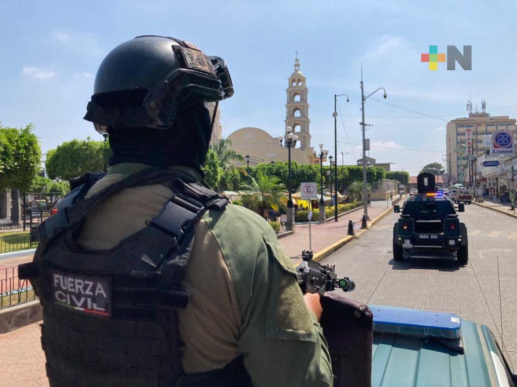 Reconoce CANACO baja de incidencia delictiva en Coatzacoalcos