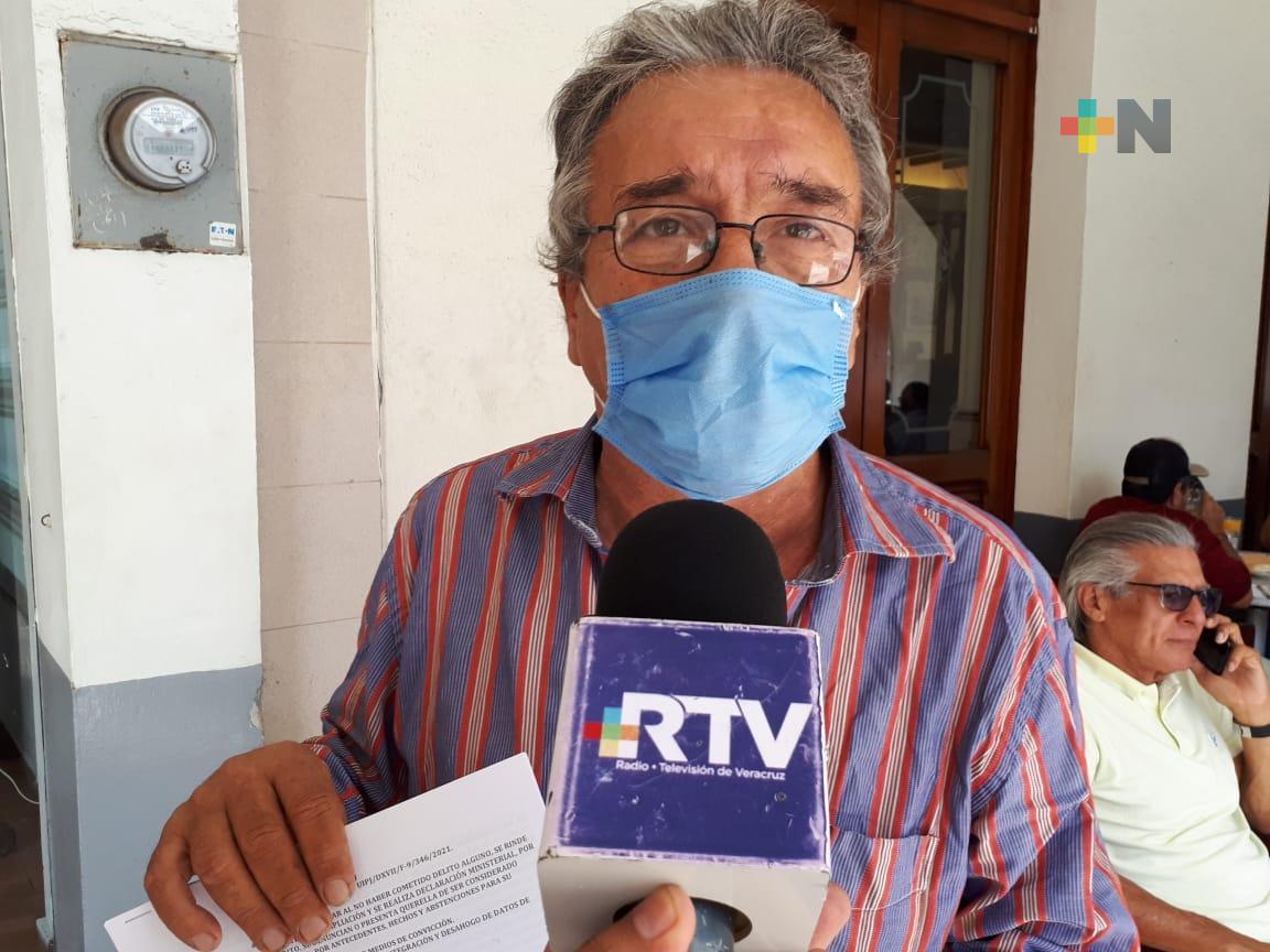 Ante FGE, Marco Antonio Mocayo Parra interpuso una demanda en contra de Grupo MAS