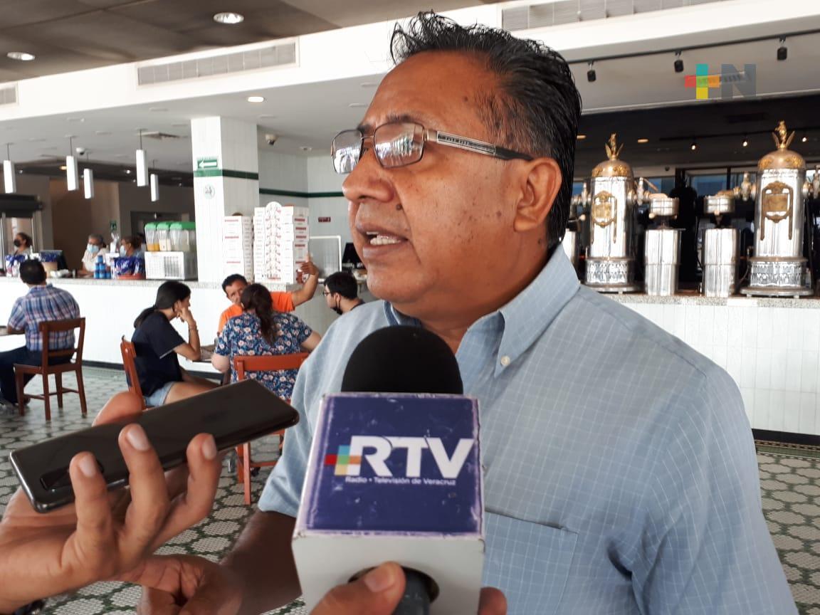 Taxistas de Veracruz ven señales del regreso a la normalidad