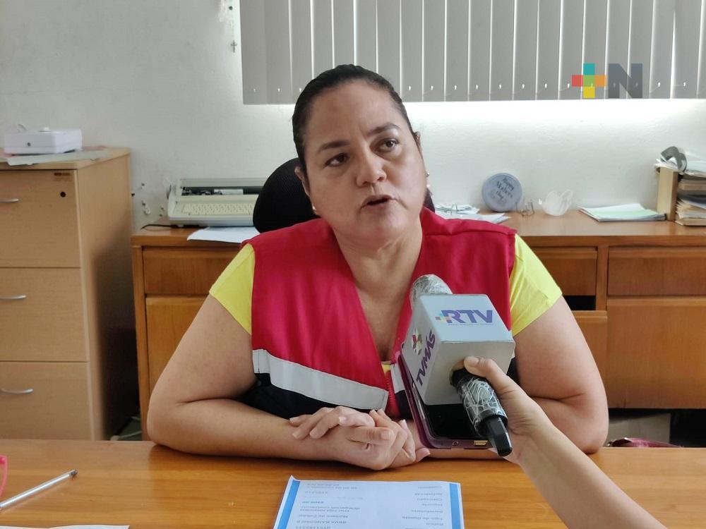 En Coatzacoalcos, colecta de la Cruz Roja ha sido baja en comparación con otros años