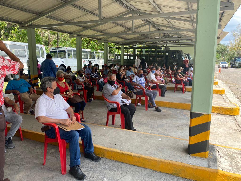 En Martínez de la Torre mañana inicia vacunación contra COVID-19 para adultos de 50 a 59 años
