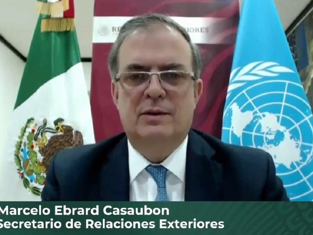 México aboga por una reforma integral del Consejo de Seguridad de la ONU