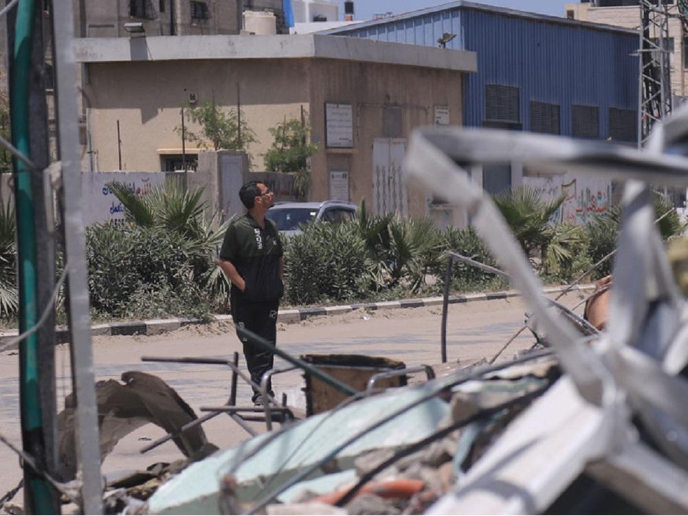 OMS pide llevar ayuda médica y evacuar a los heridos es Gaza