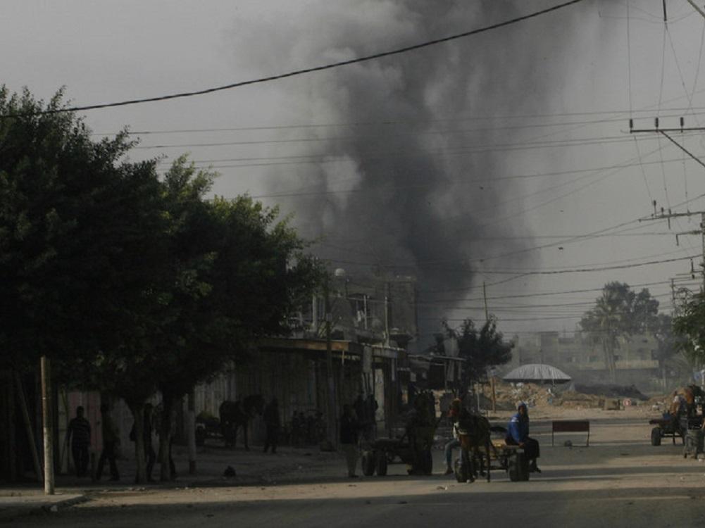 """ONU solicita """"acceso inmediato"""" a Gaza para asistir a las víctimas de los bombardeos"""