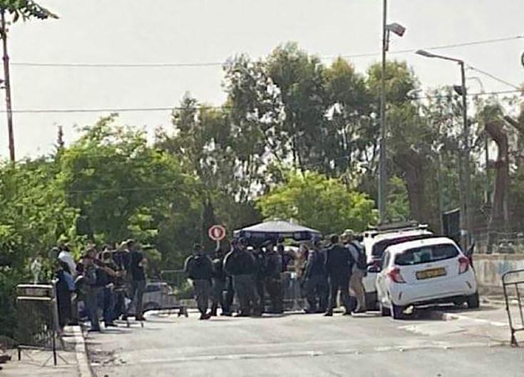 Más de 400 palestinos heridos en Cisjordania durante el fin de semana