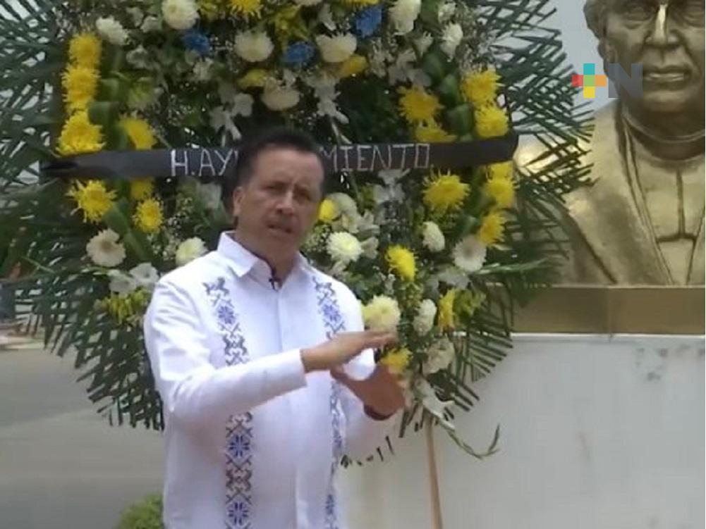 Refinería Lázaro Cárdenas de Minatitlán, estará pronto operando al 100 por ciento: Cuitláhuac García