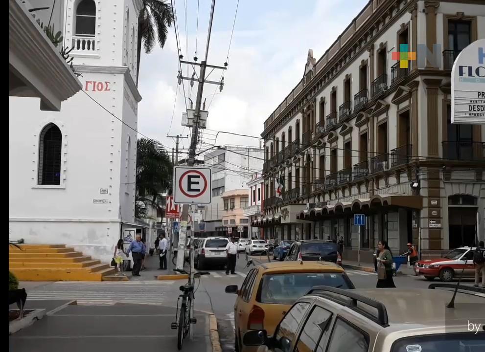 Cerradas el 30 por ciento de empresas en Tuxpan, por la pandemia