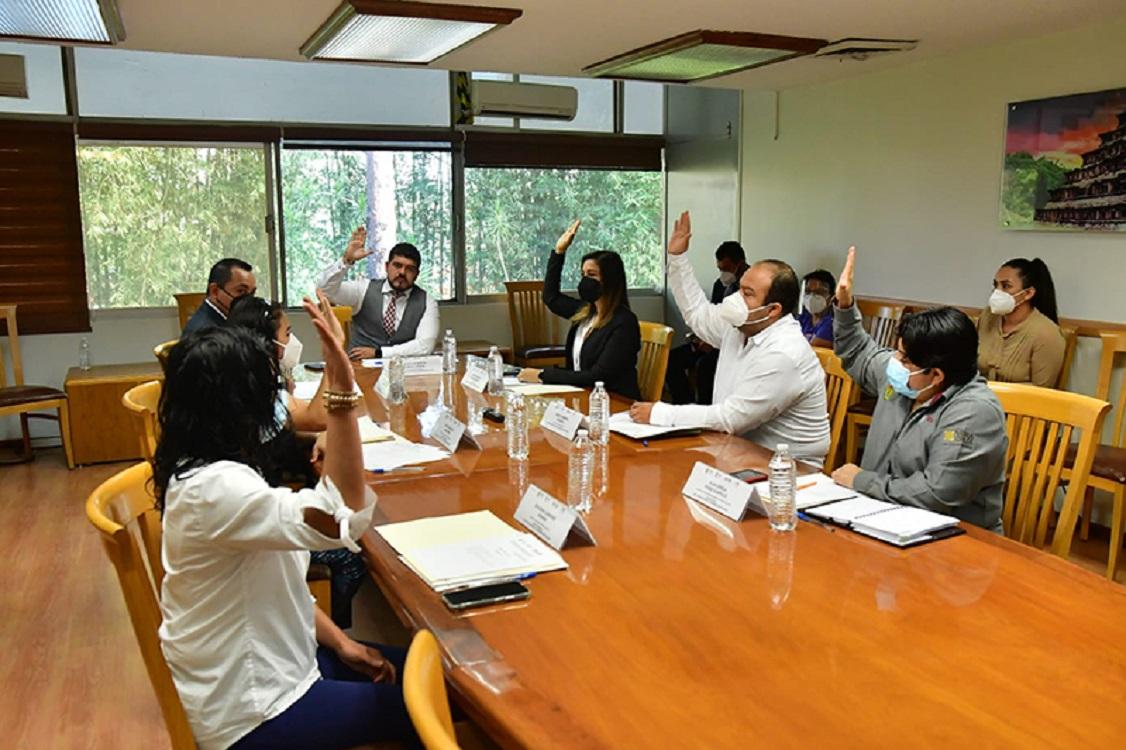 Se instaló y sesionó el Comité de Control y Desempeño Institucional en la SEV