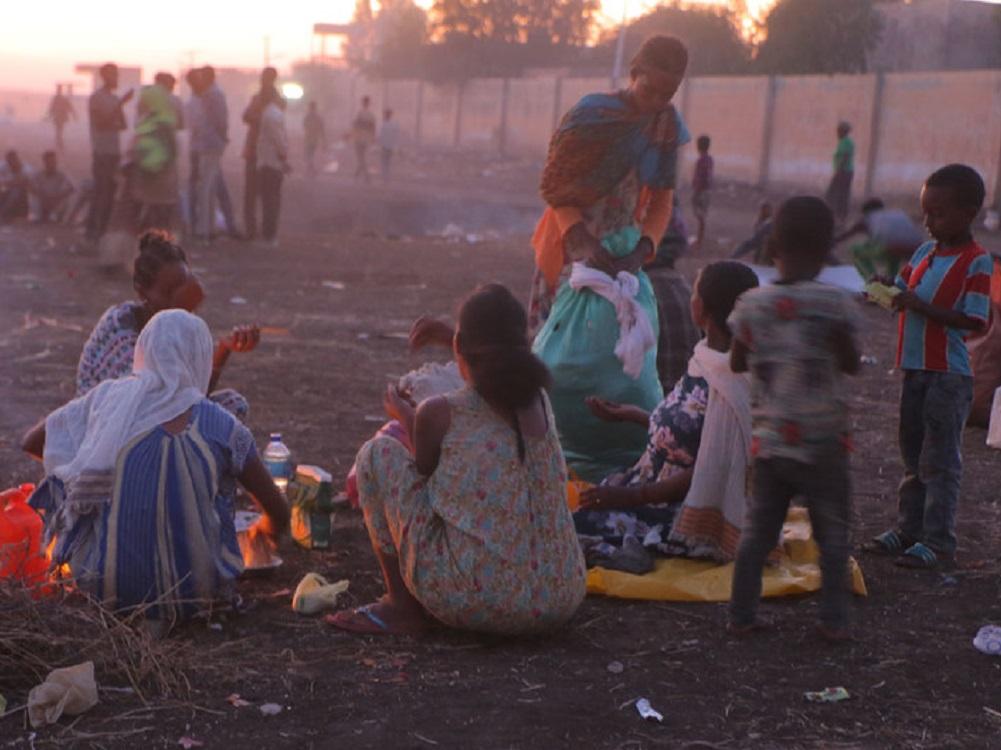 Soldados apresan a cientos de jóvenes de los campamentos de desplazados de Tigray