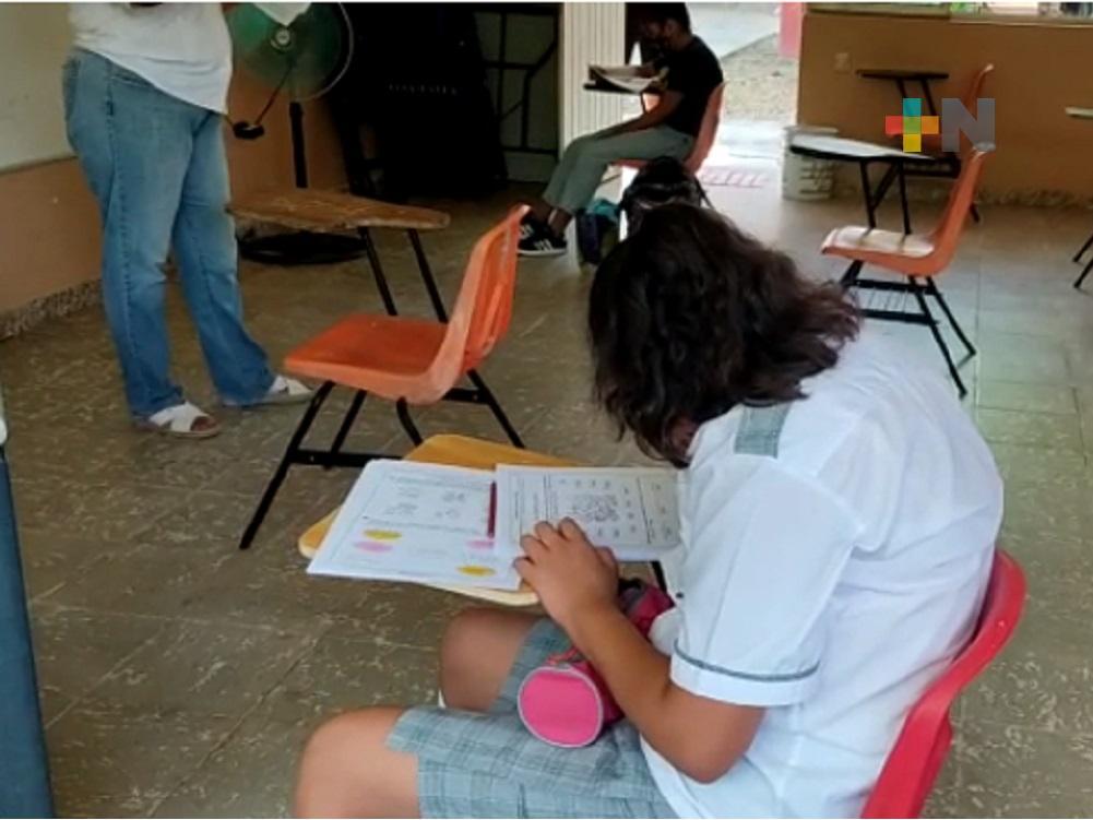 Habrá regreso a clases presenciales con los estudiantes que asistan: Cuitláhuac García
