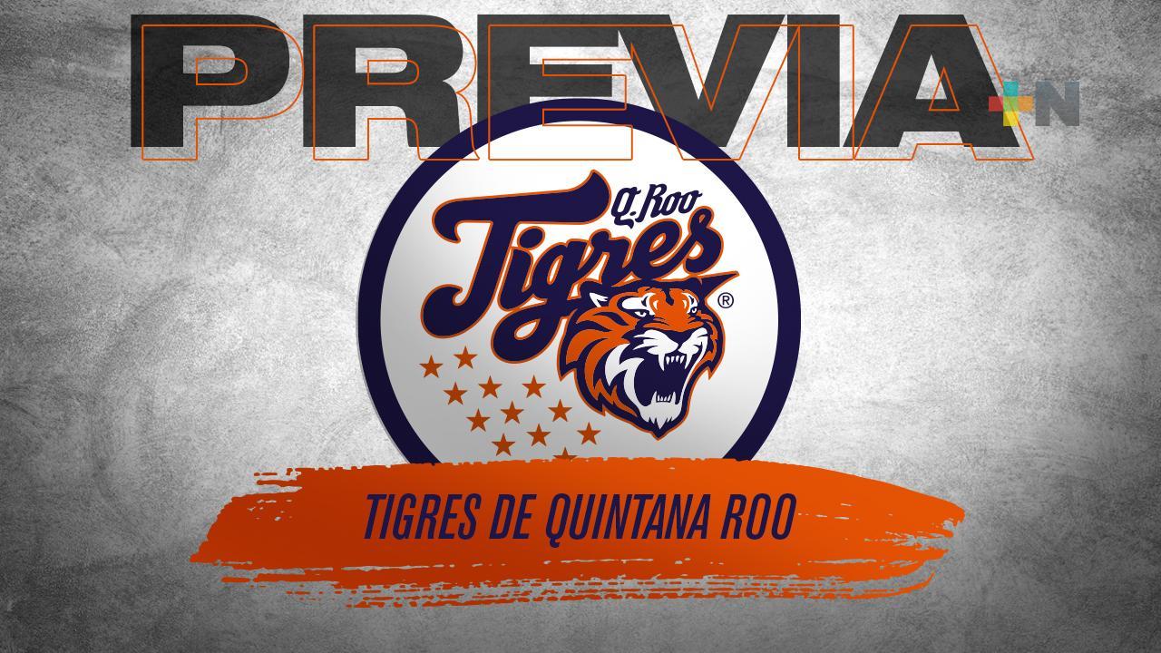 Año de revancha para Tigres de Quintana Roo