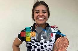 Ana Gabriela López participará en Campeonato Suramericano