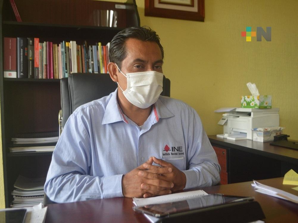 INE dispuso partida presupuestal para limpieza y desinfección en escuelas donde se colocarán casillas para votar