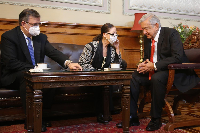 México recibirá un millón de dosis de vacuna Johnson & Johnson, anuncia presidente; agradece solidaridad a Estados Unidos