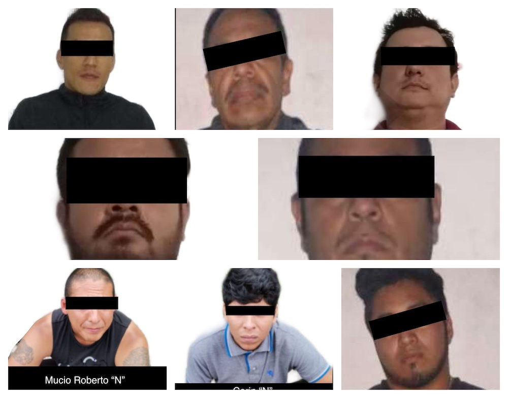 Registra SSP 50 detenciones en 20 municipios