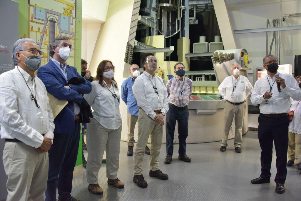 Central nucleoeléctrica de Laguna Verde funciona segura y eficiente