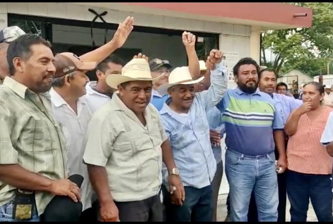 Productores de caña de la zona centro de Veracruz tienen nuevo líder